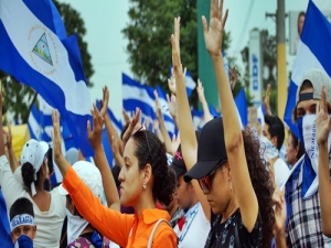 Opositores en Nicaragua buscan candidato