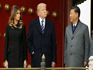 Trump presiona a China por Corea del Norte