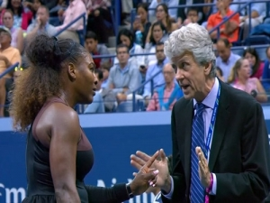 Serena Williams contra el sexismo
