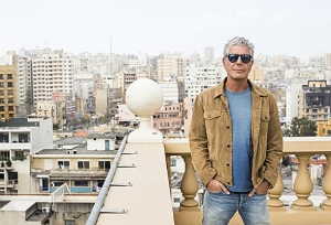 Murió el chef Anthony Bourdain